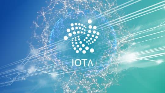 IOTA crypto blockchain