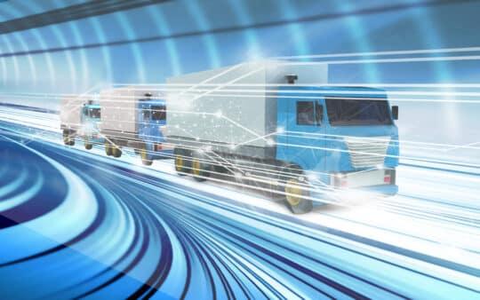 Iota Truck Platooning